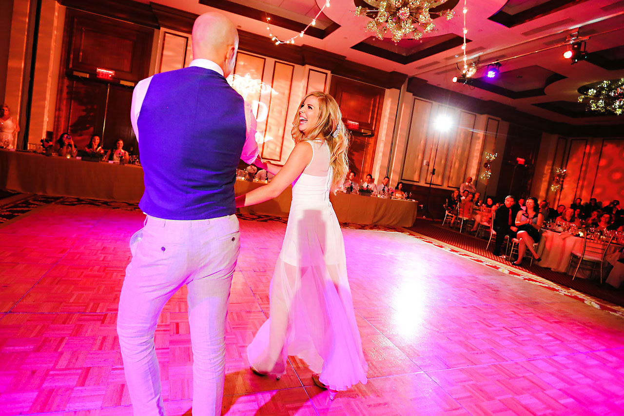 David Danielle Conrad Indianapolis Wedding 242