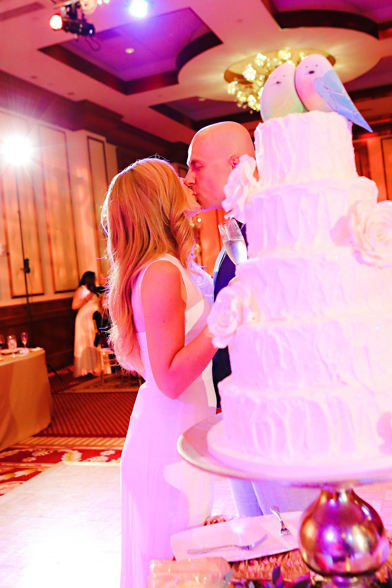 David Danielle Conrad Indianapolis Wedding 233