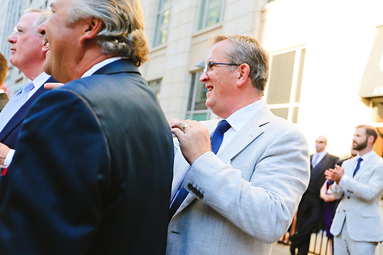 David Danielle Conrad Indianapolis Wedding 176