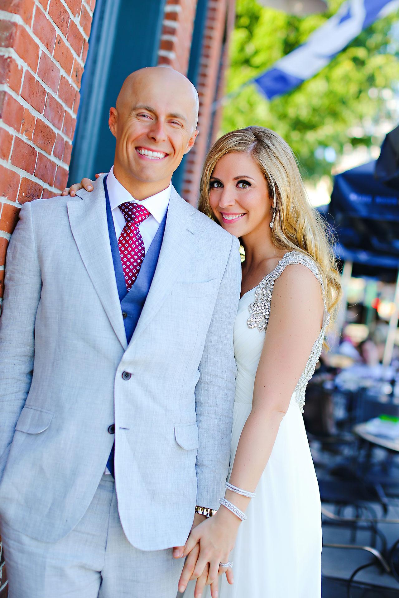 David Danielle Conrad Indianapolis Wedding 143