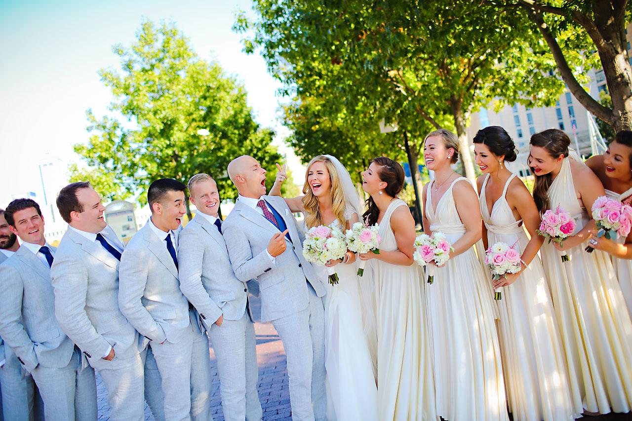 David Danielle Conrad Indianapolis Wedding 138