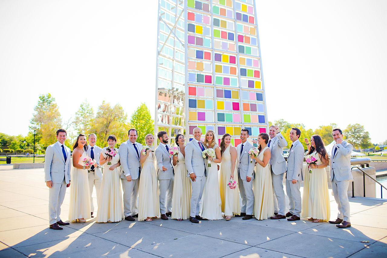 David Danielle Conrad Indianapolis Wedding 127