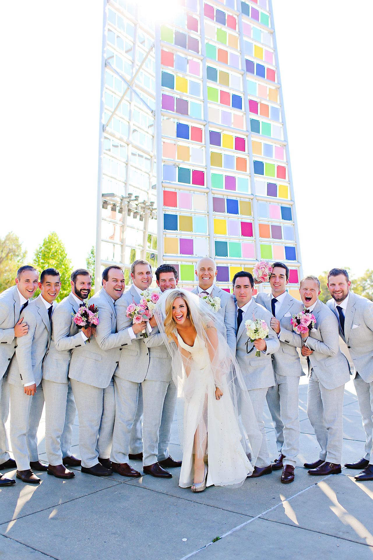 David Danielle Conrad Indianapolis Wedding 099