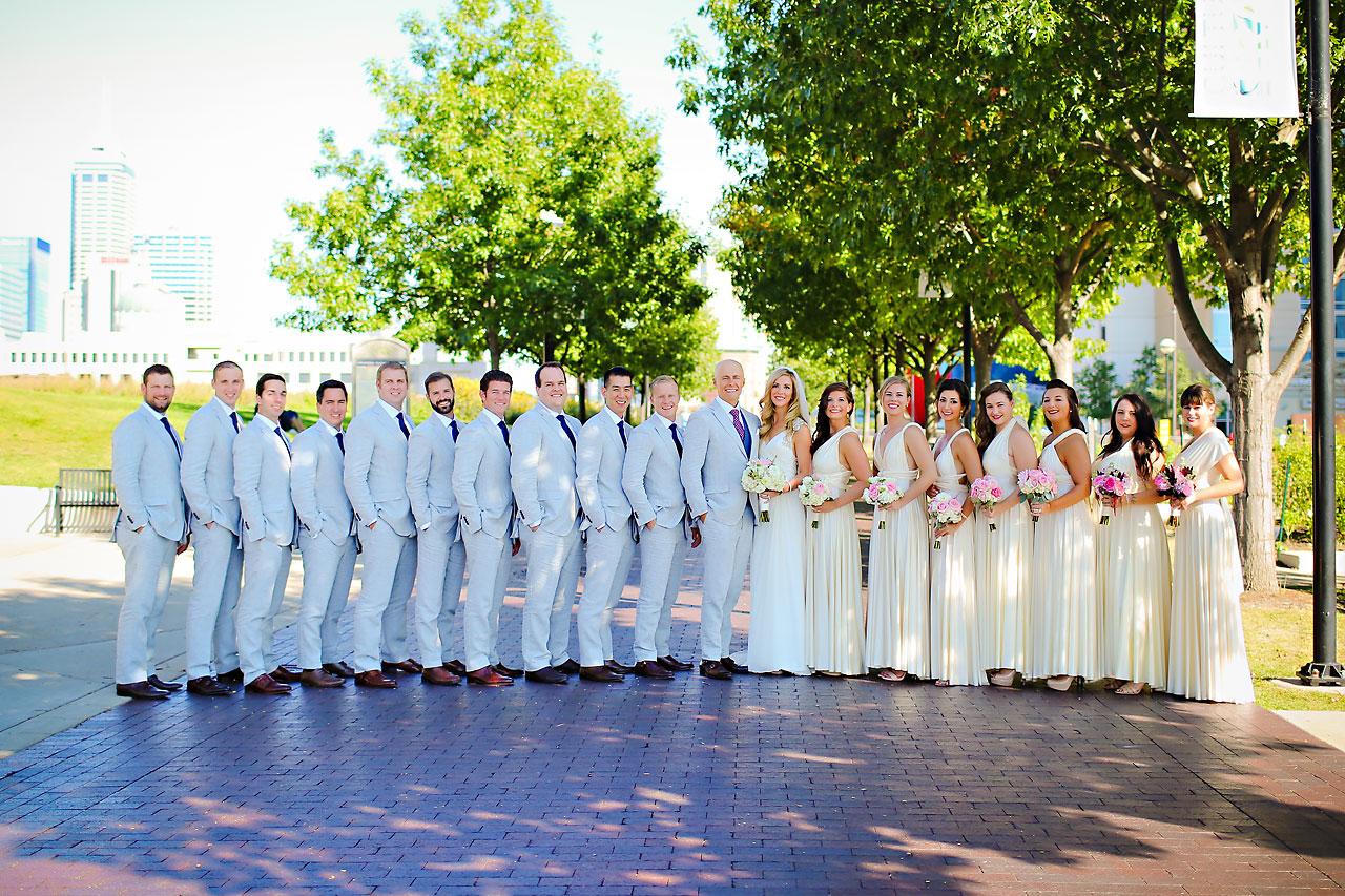 David Danielle Conrad Indianapolis Wedding 100