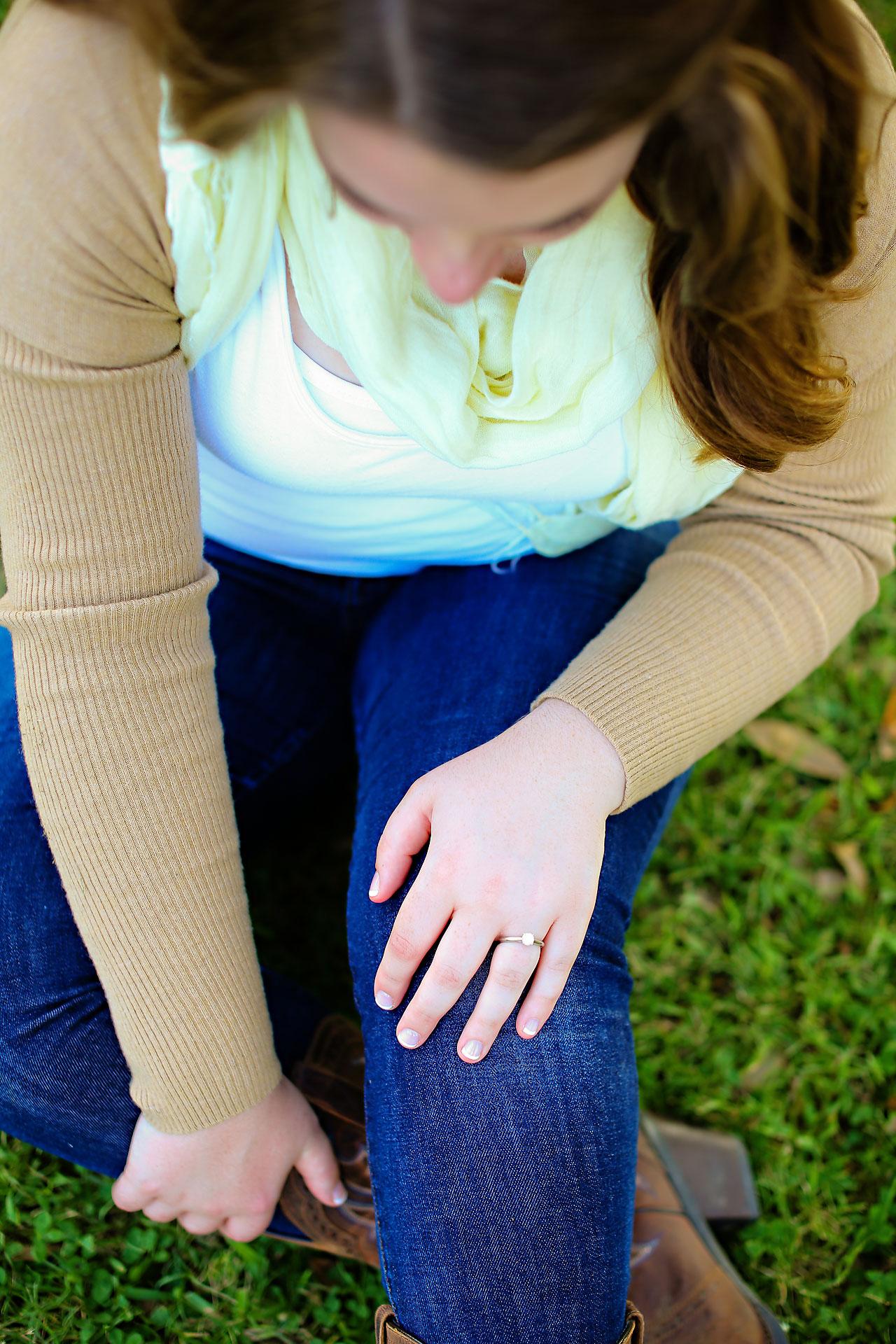 Megan Justin Houston Engagement Session 124