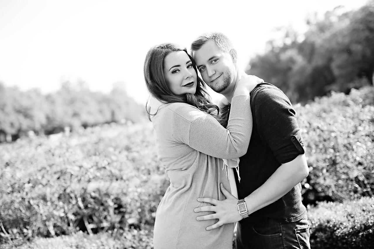 Megan Justin Houston Engagement Session 122