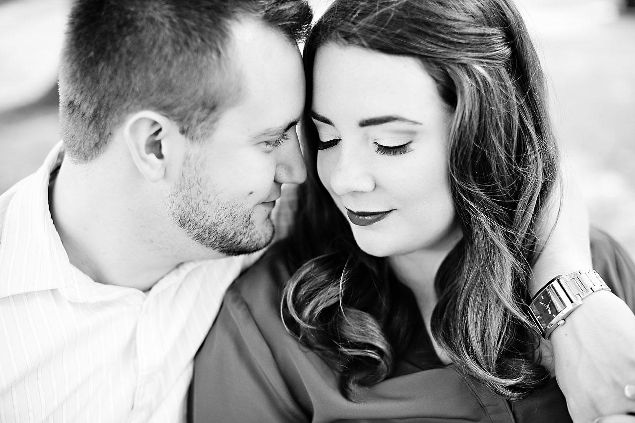 Megan Justin Houston Engagement Session 123