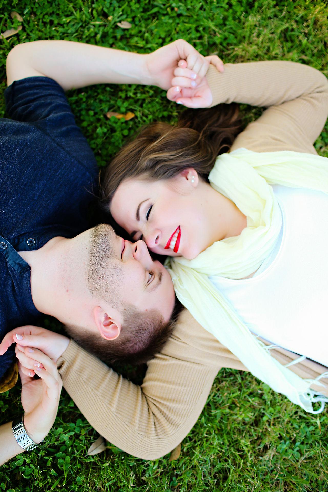 Megan Justin Houston Engagement Session 118