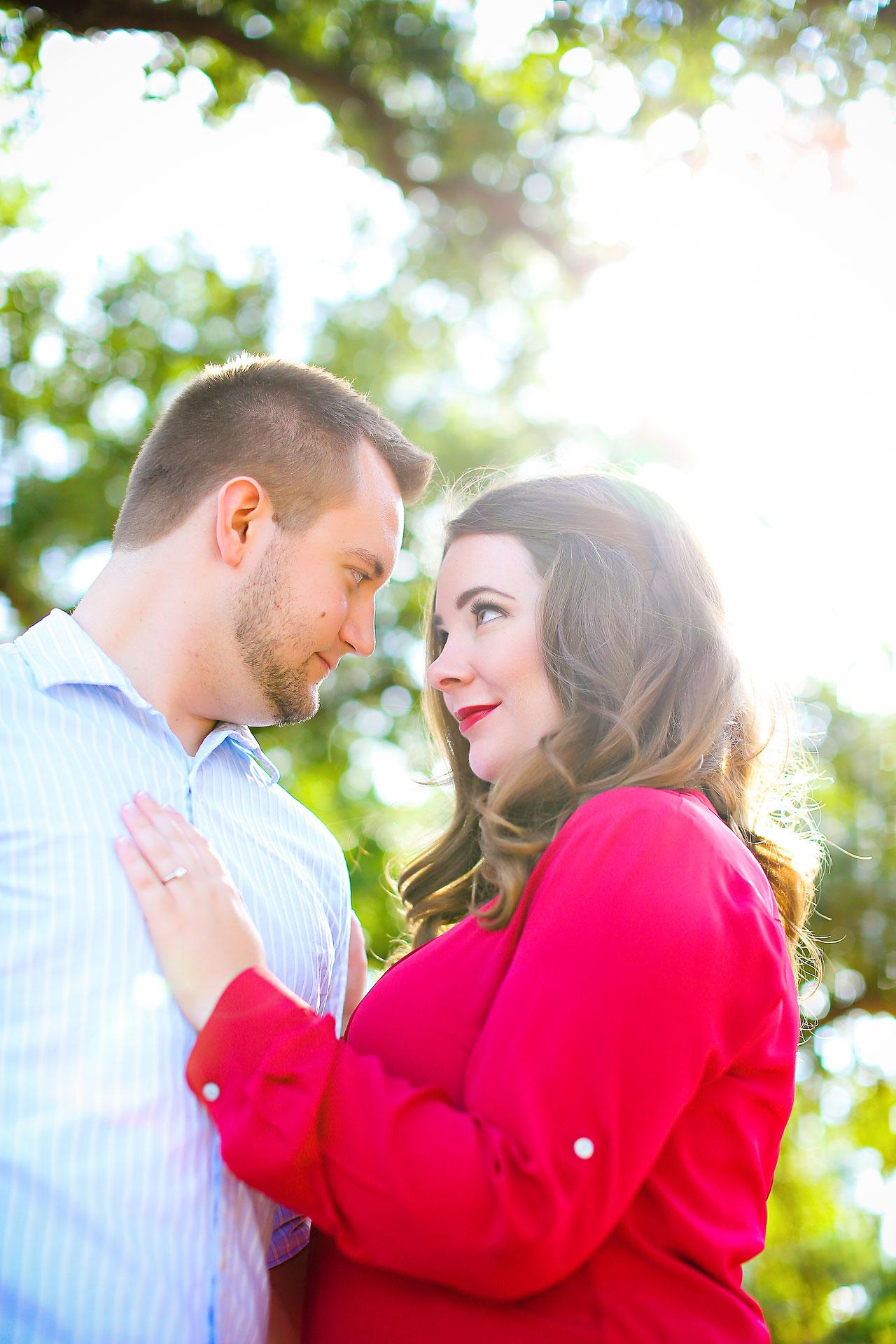 Megan Justin Houston Engagement Session 115