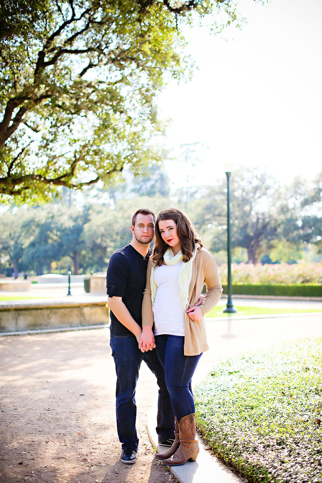 Megan Justin Houston Engagement Session 111