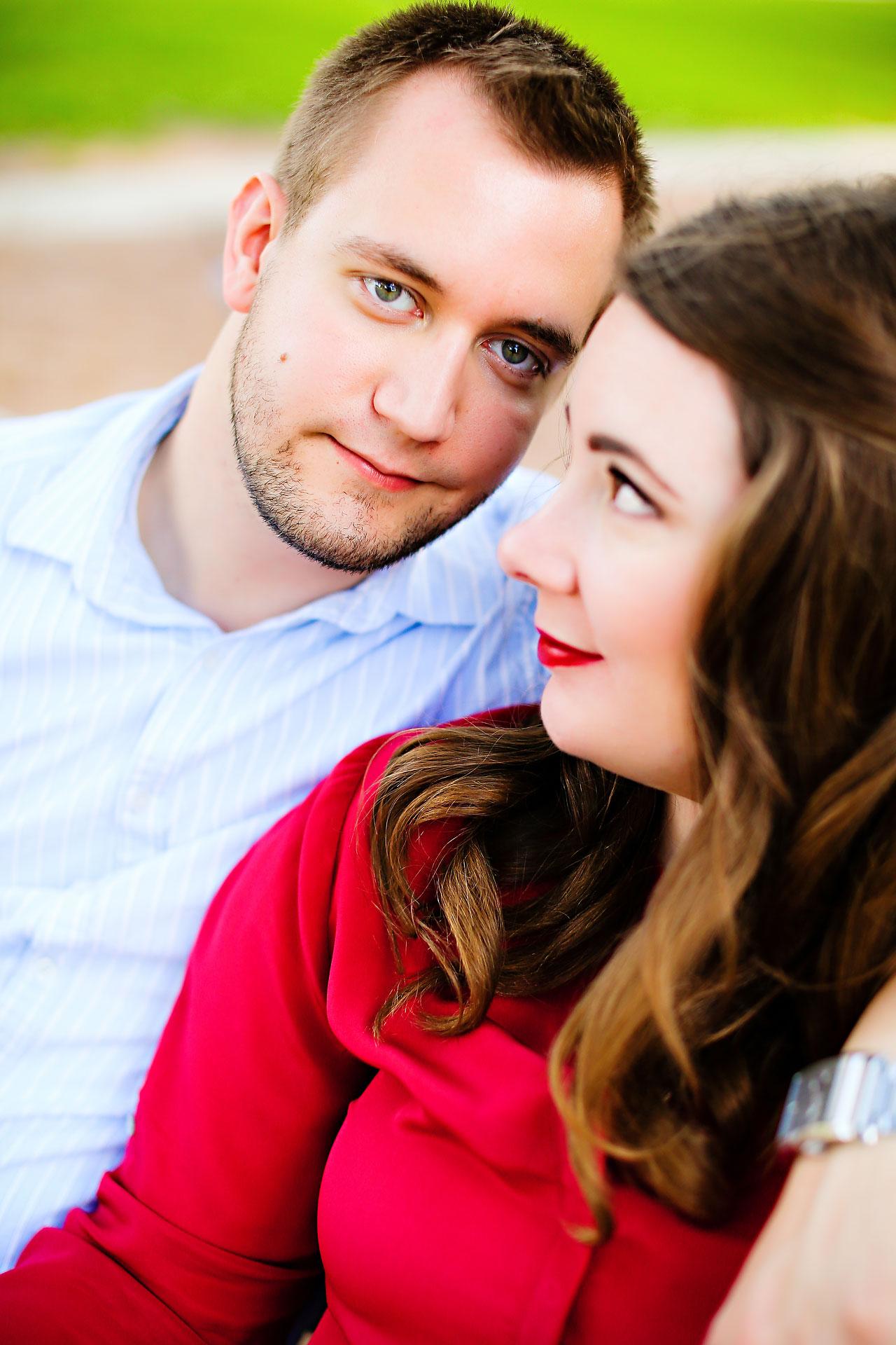Megan Justin Houston Engagement Session 108