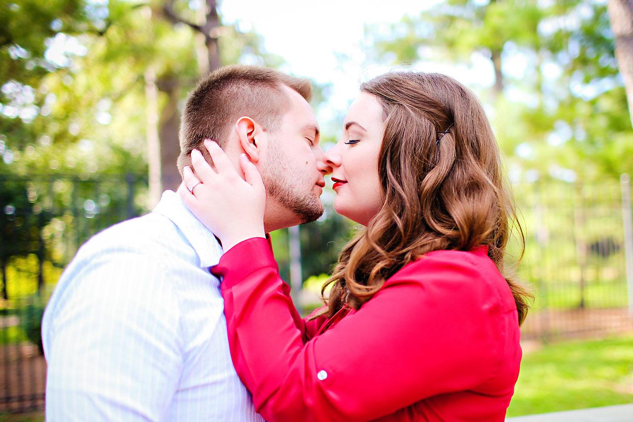 Megan Justin Houston Engagement Session 104