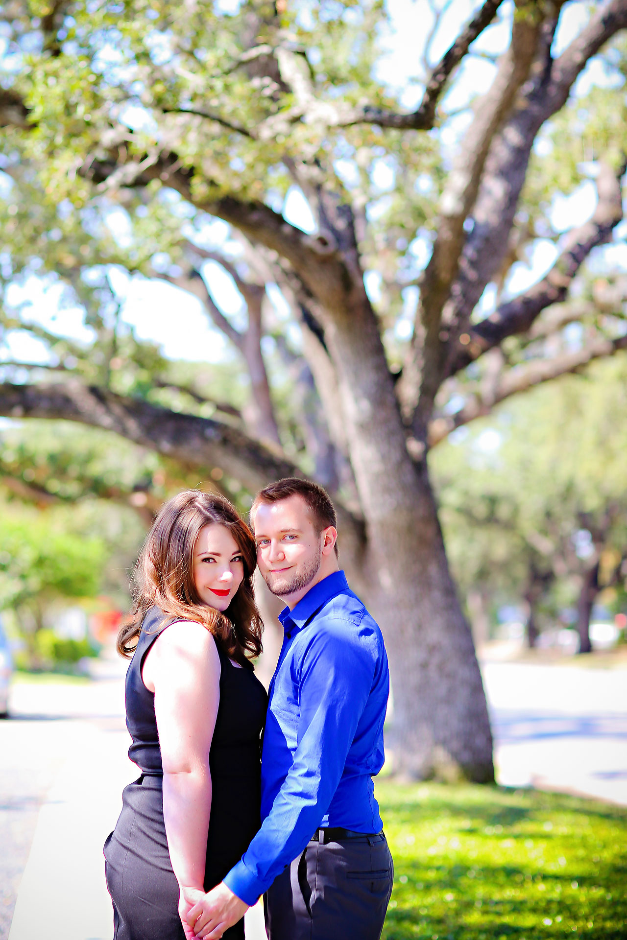 Megan Justin Houston Engagement Session 031