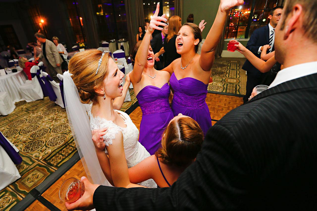 Lauren Matthew Union Station Wedding 264