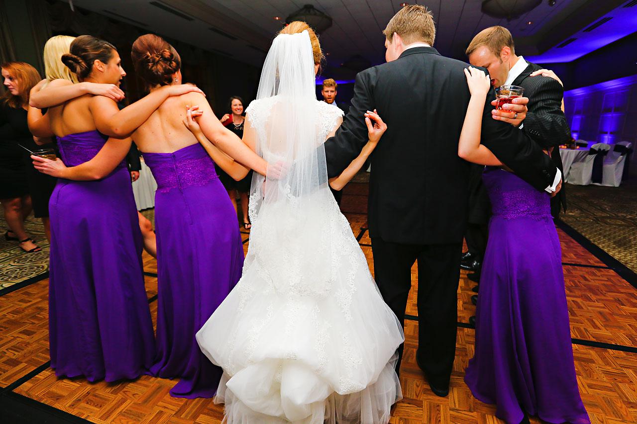 Lauren Matthew Union Station Wedding 265
