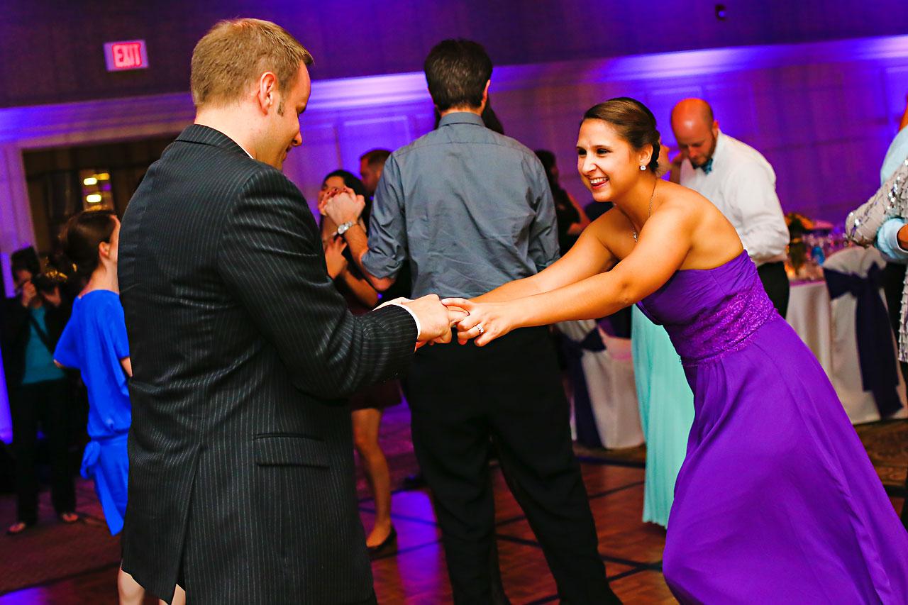 Lauren Matthew Union Station Wedding 253