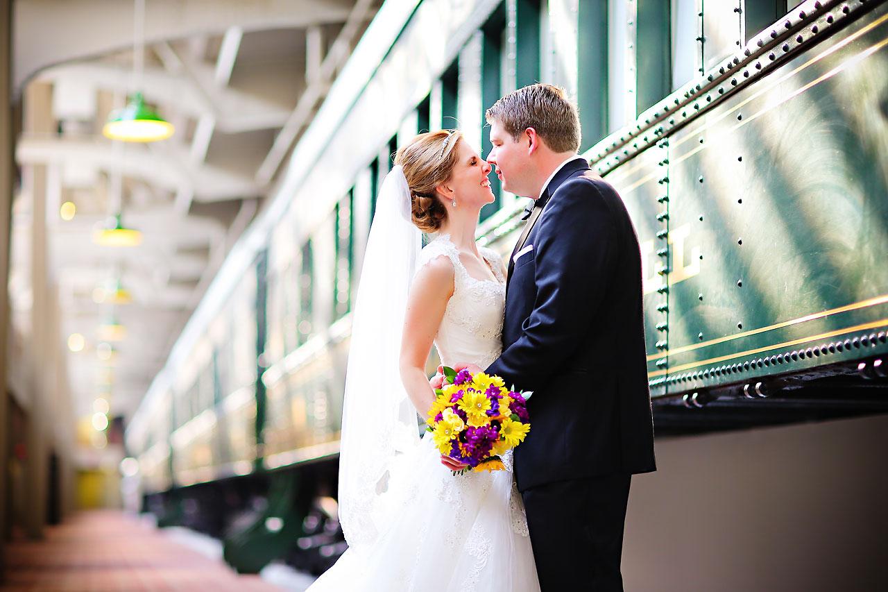 Lauren Matthew Union Station Wedding 169