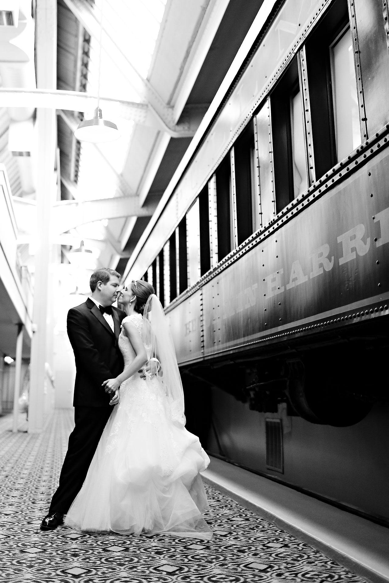 Lauren Matthew Union Station Wedding 167