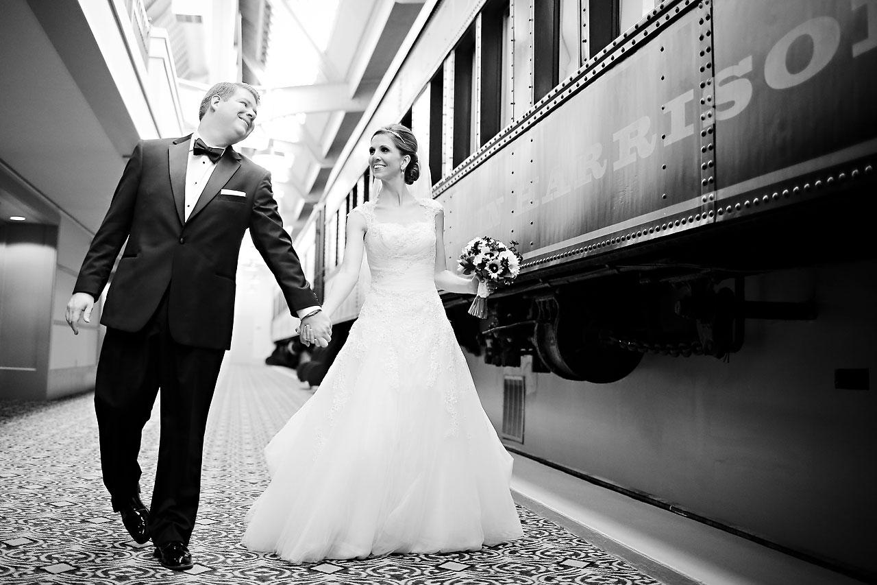 Lauren Matthew Union Station Wedding 168