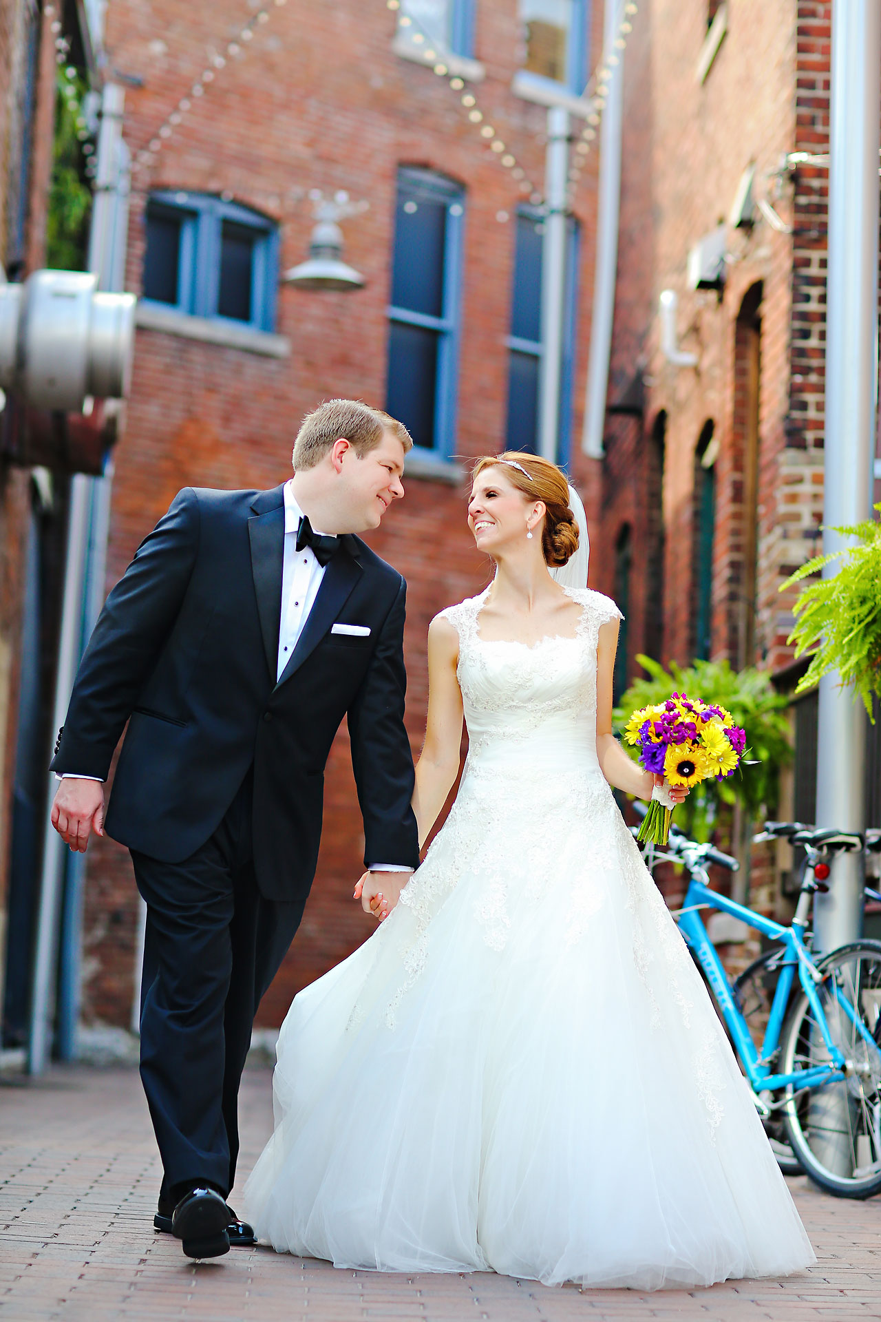 Lauren Matthew Union Station Wedding 141
