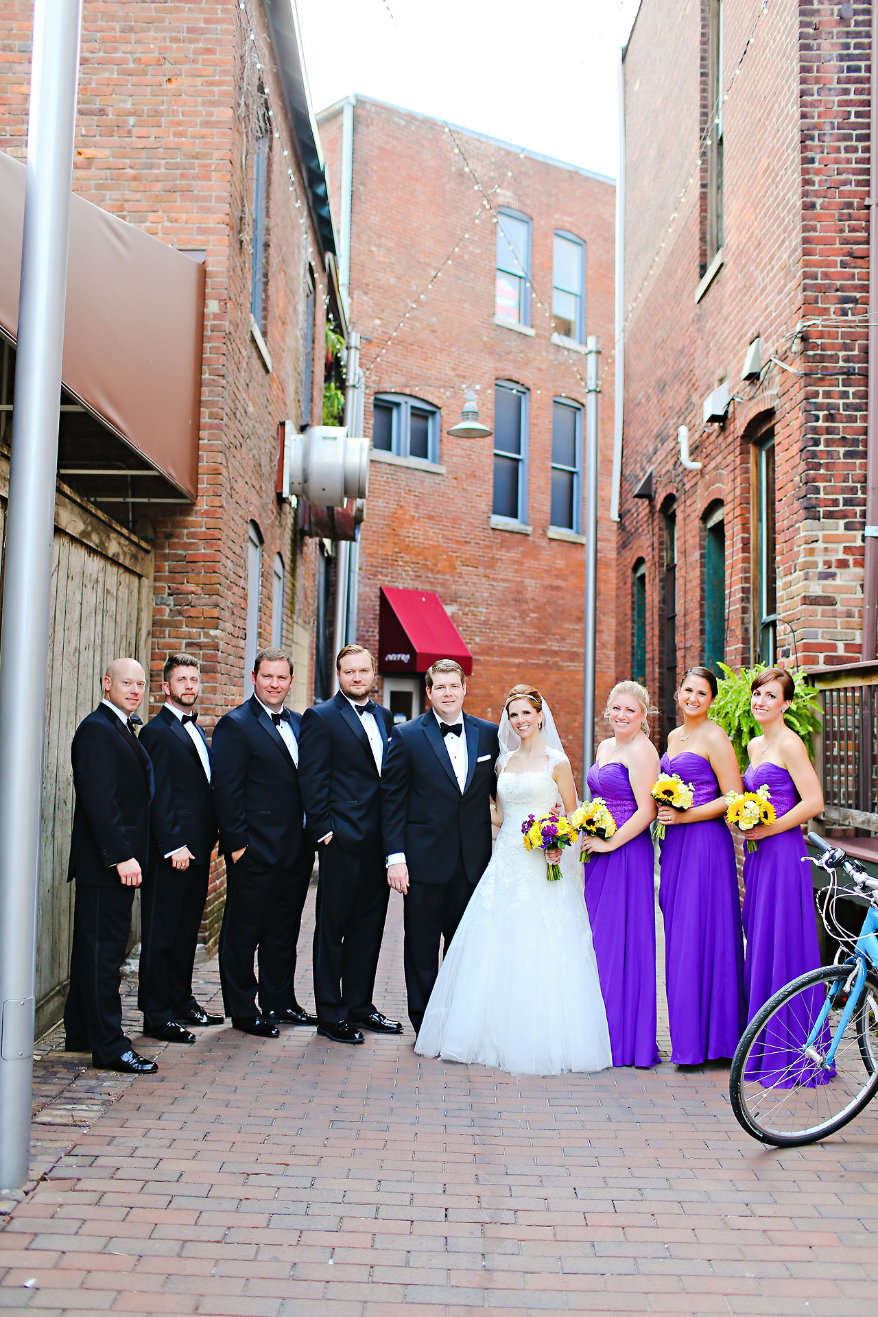 Lauren Matthew Union Station Wedding 139