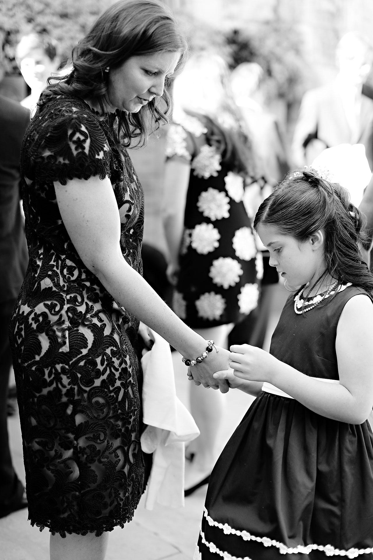 Sarah Carrie Chicago Wedding 113