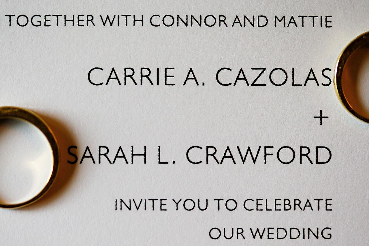 Sarah Carrie Chicago Wedding 007