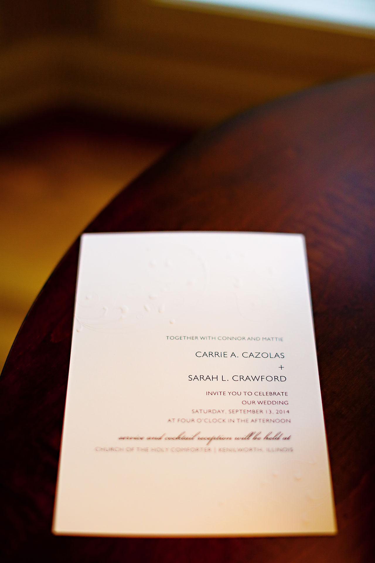 Sarah Carrie Chicago Wedding 004
