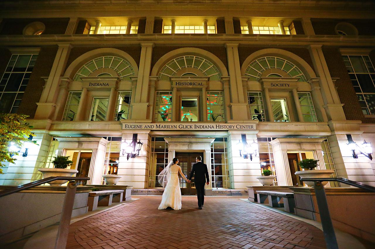 Kate Steve Indiana Historical Society Wedding 272