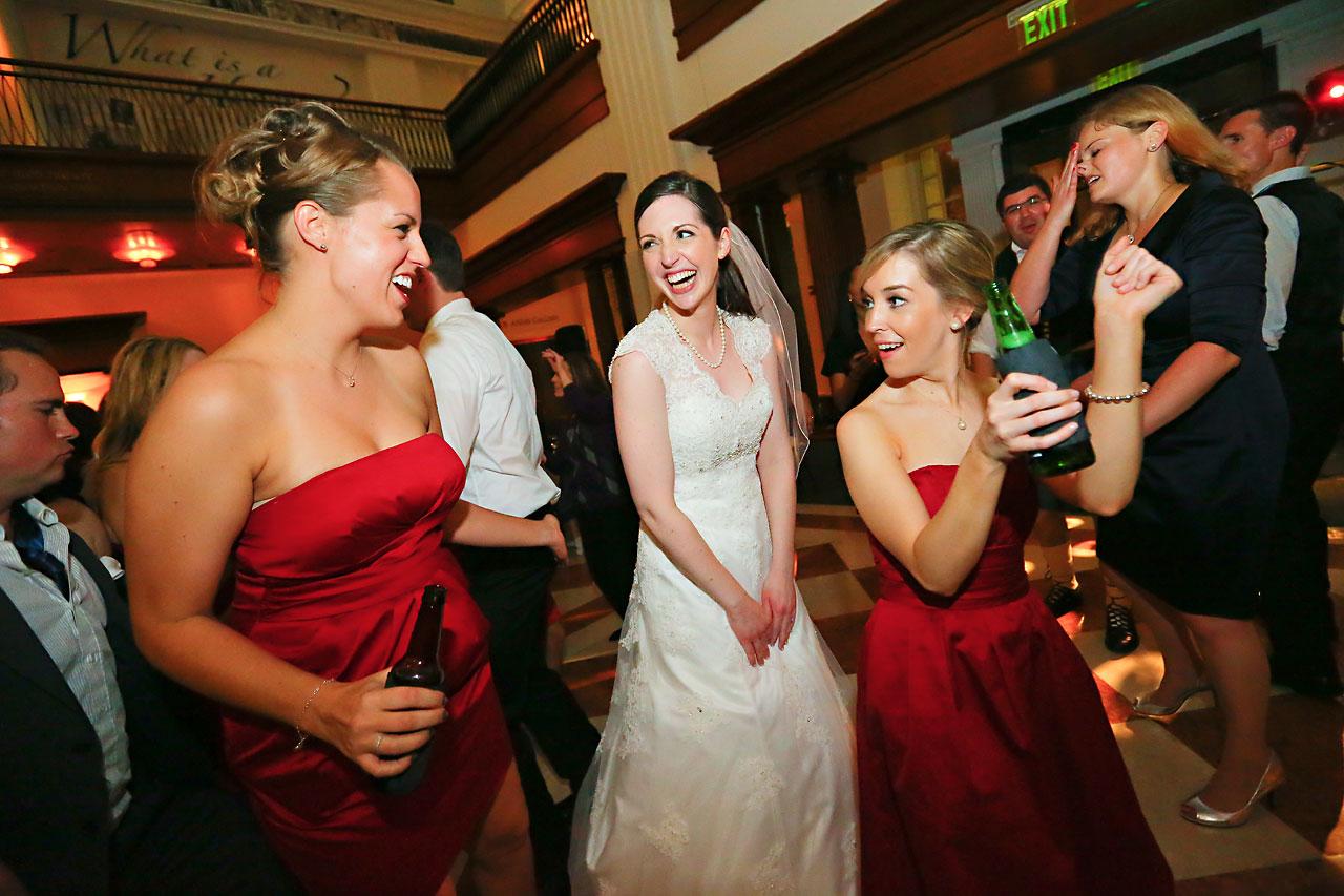 Kate Steve Indiana Historical Society Wedding 270