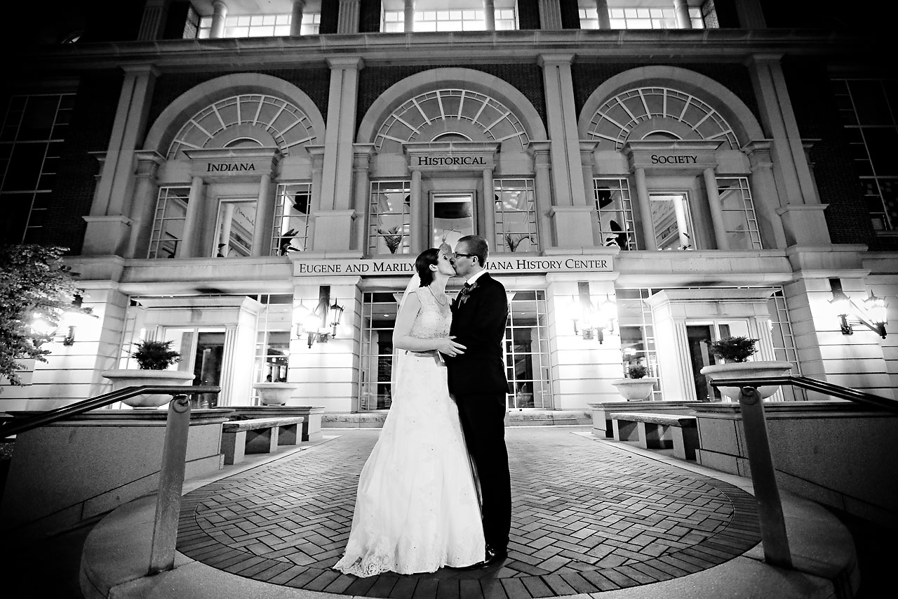 Kate Steve Indiana Historical Society Wedding 271
