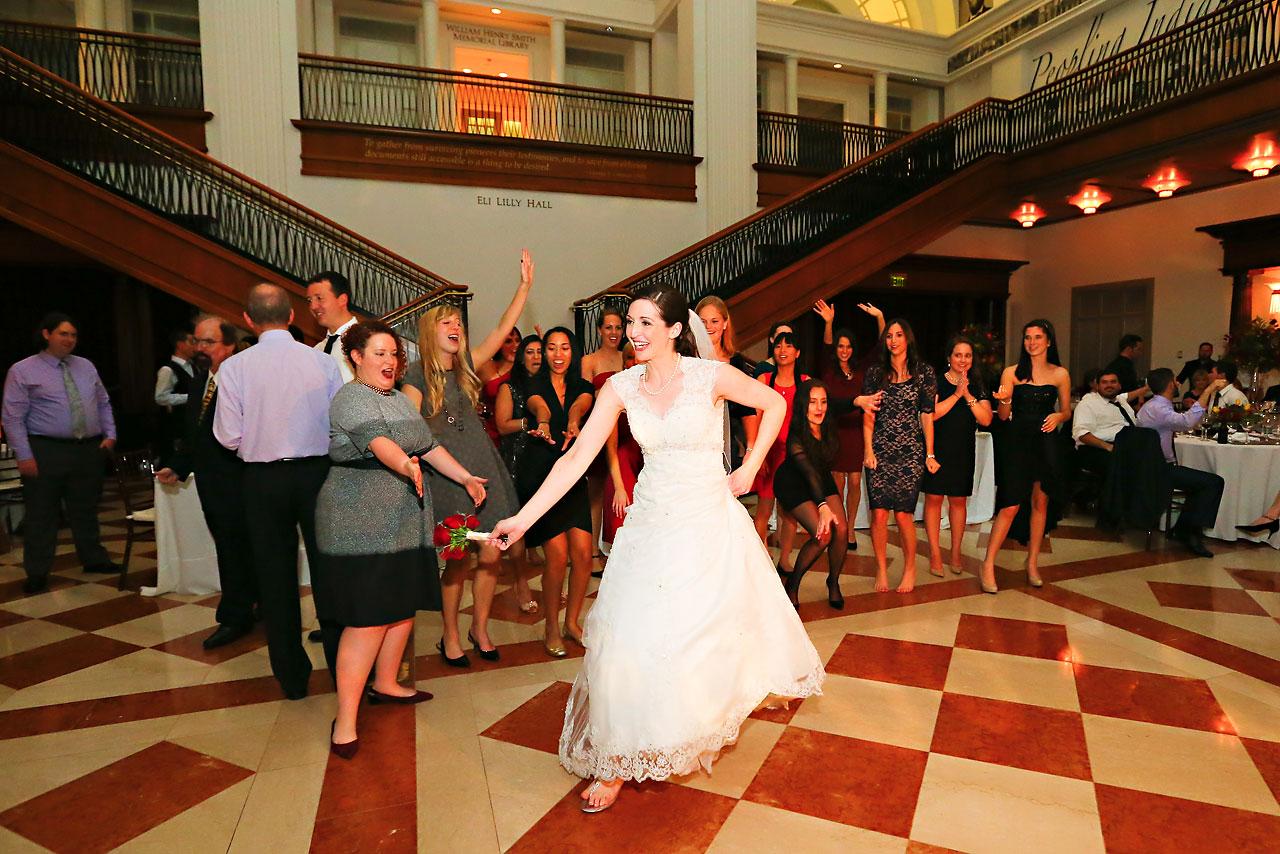 Kate Steve Indiana Historical Society Wedding 265