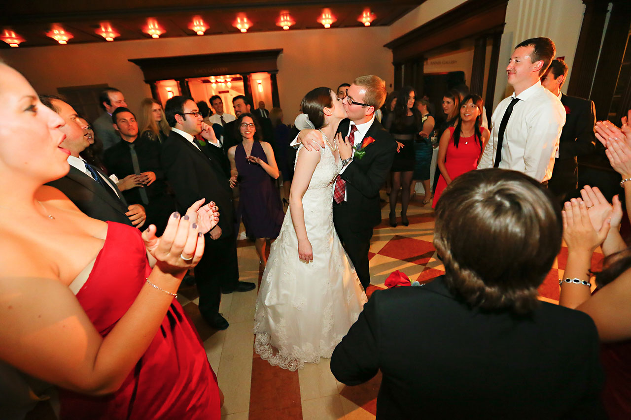 Kate Steve Indiana Historical Society Wedding 252