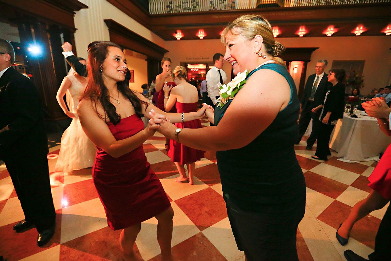 Kate Steve Indiana Historical Society Wedding 253