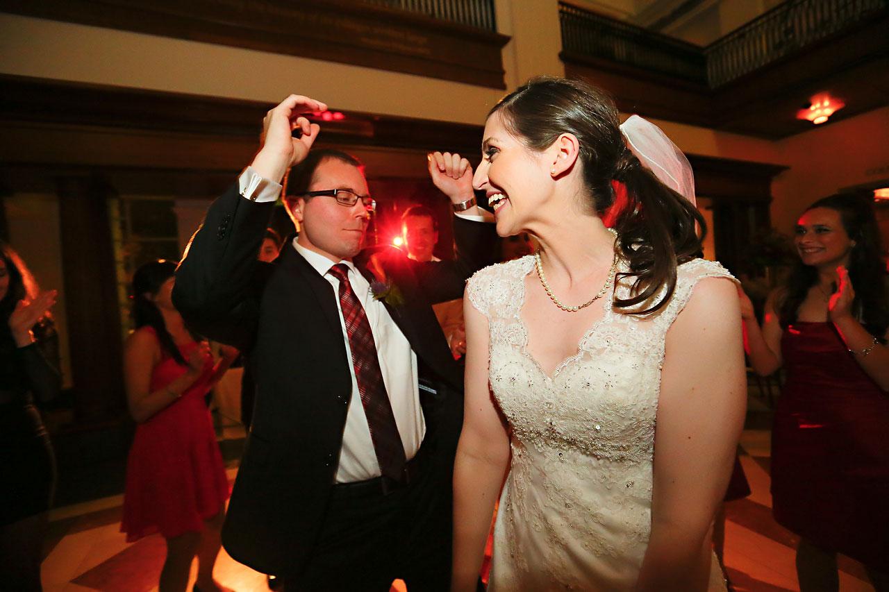 Kate Steve Indiana Historical Society Wedding 249