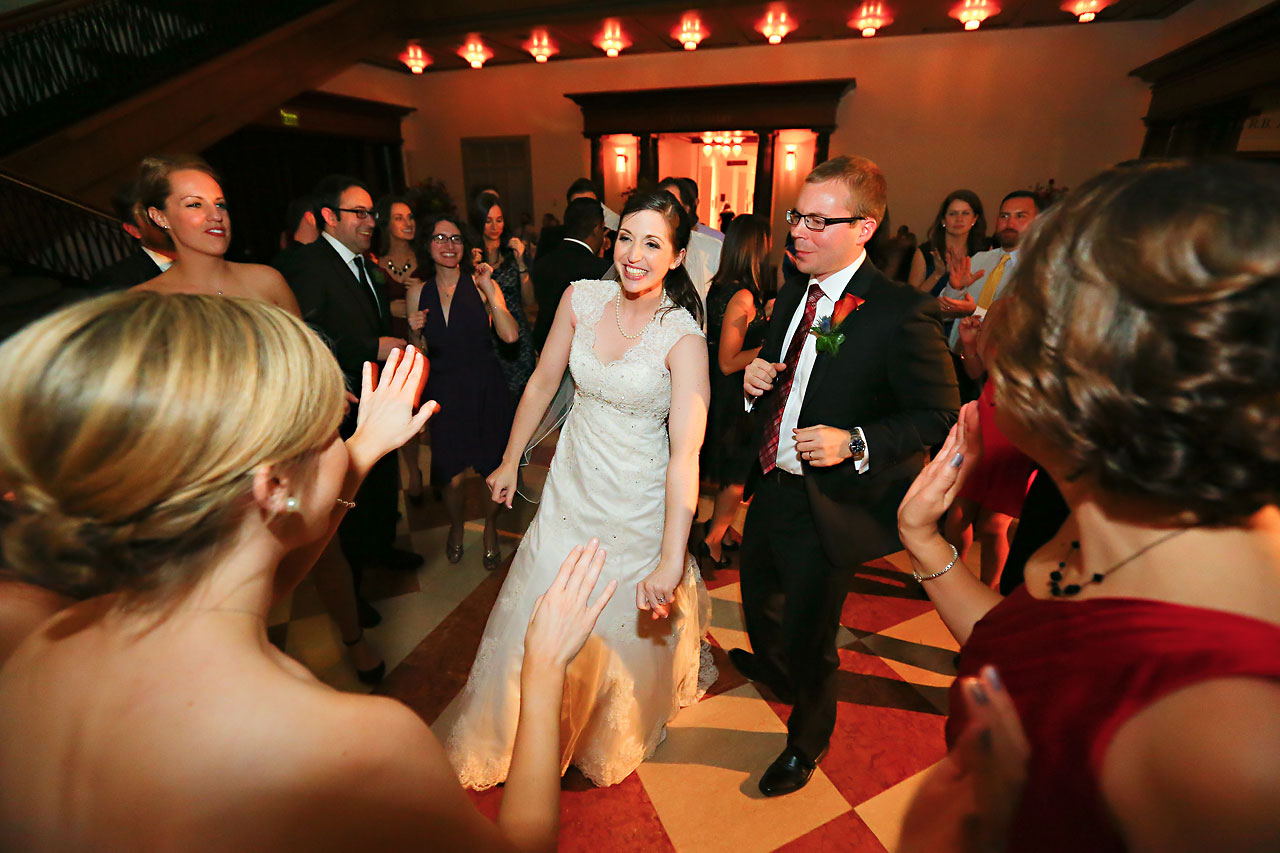 Kate Steve Indiana Historical Society Wedding 246