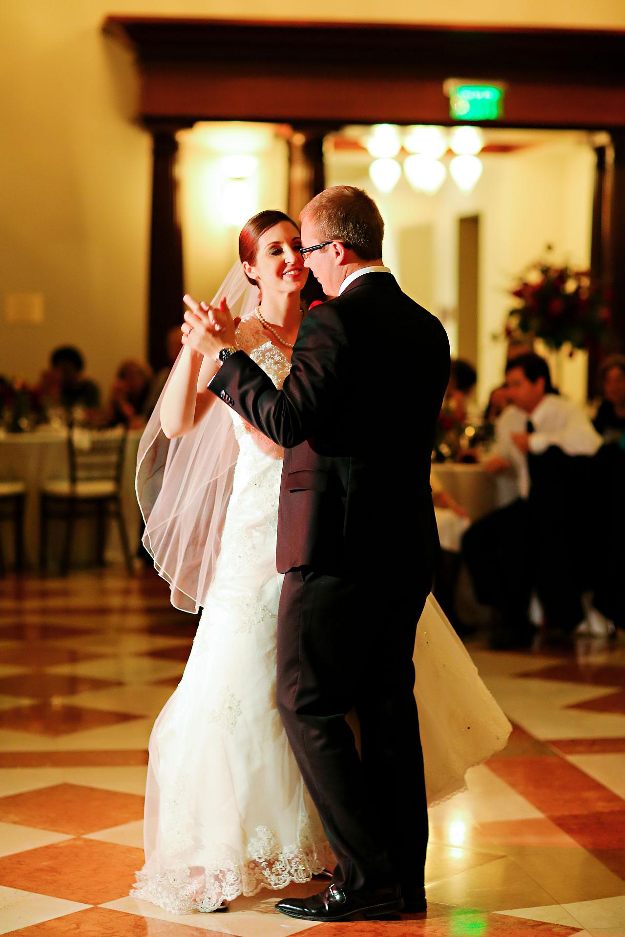 Kate Steve Indiana Historical Society Wedding 240