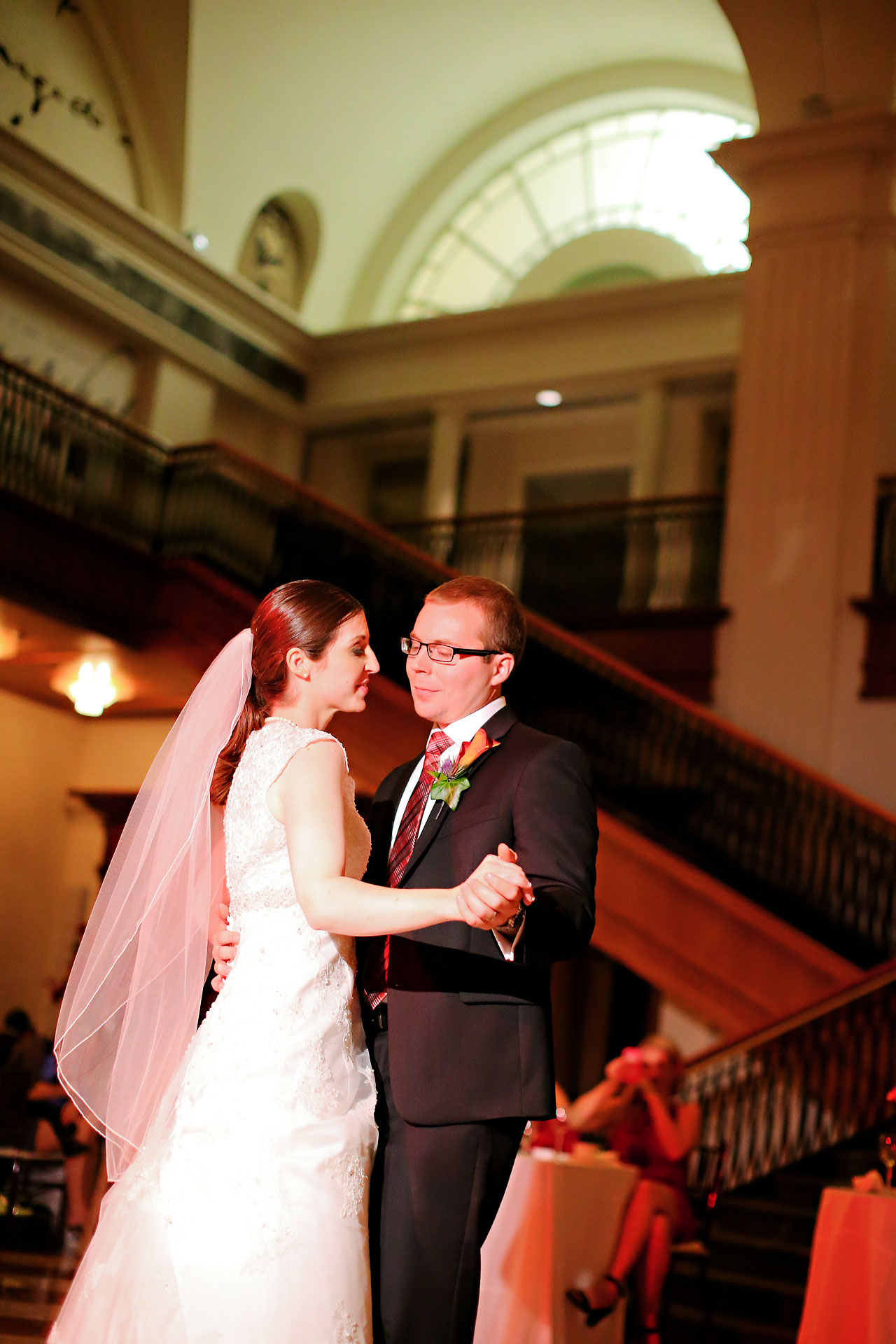 Kate Steve Indiana Historical Society Wedding 242