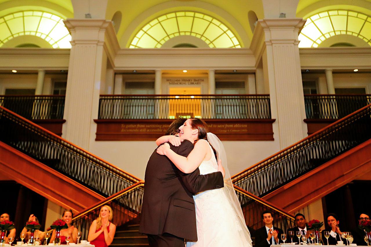 Kate Steve Indiana Historical Society Wedding 235