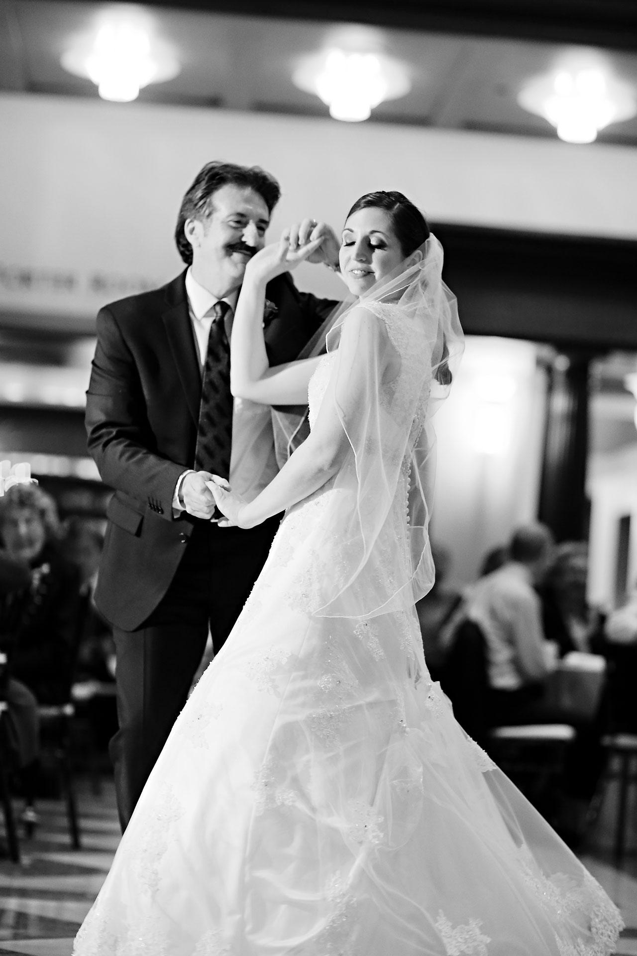 Kate Steve Indiana Historical Society Wedding 231