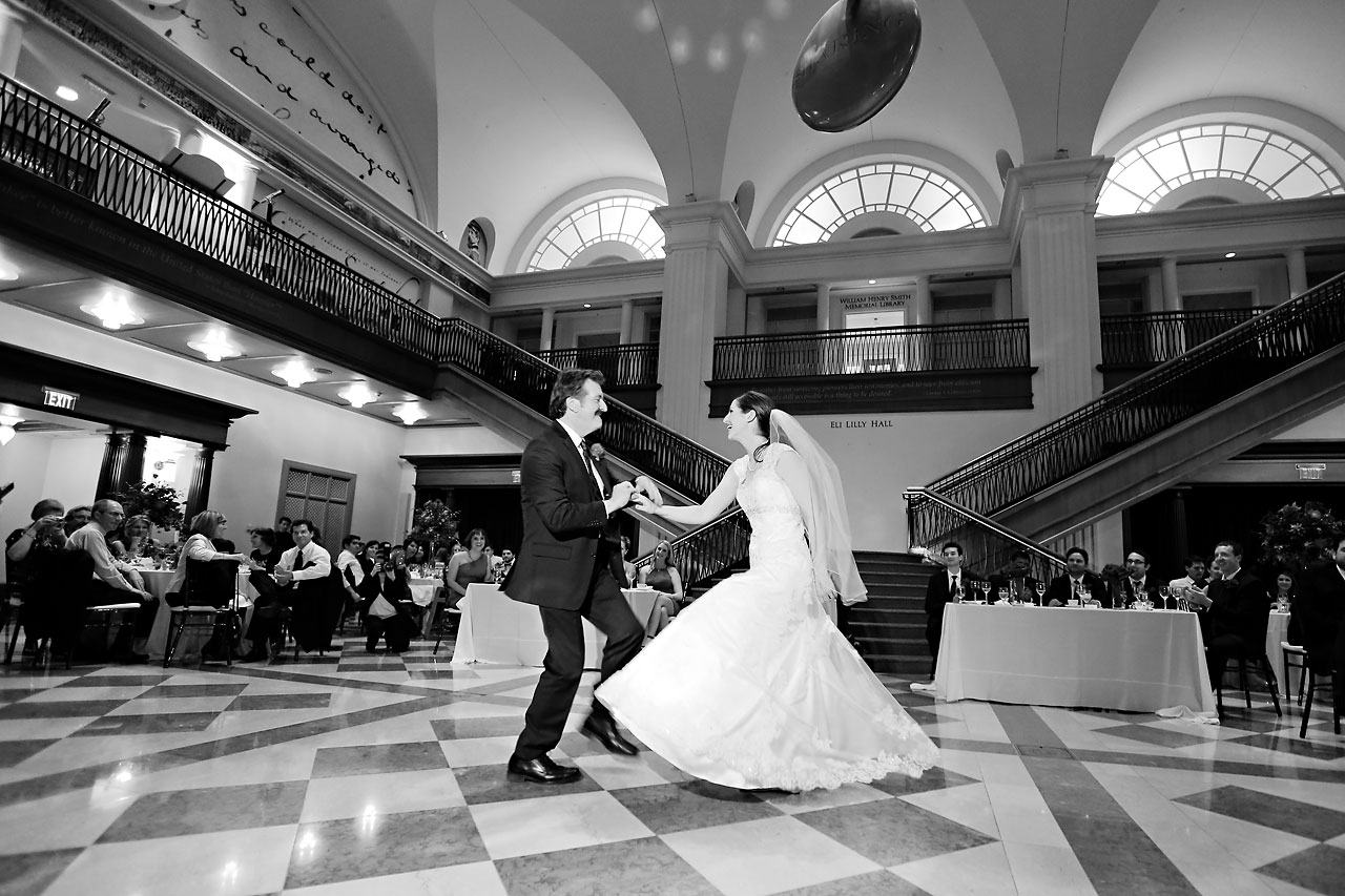 Kate Steve Indiana Historical Society Wedding 233