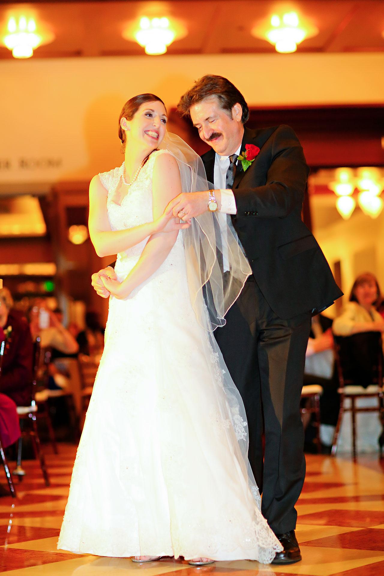Kate Steve Indiana Historical Society Wedding 230