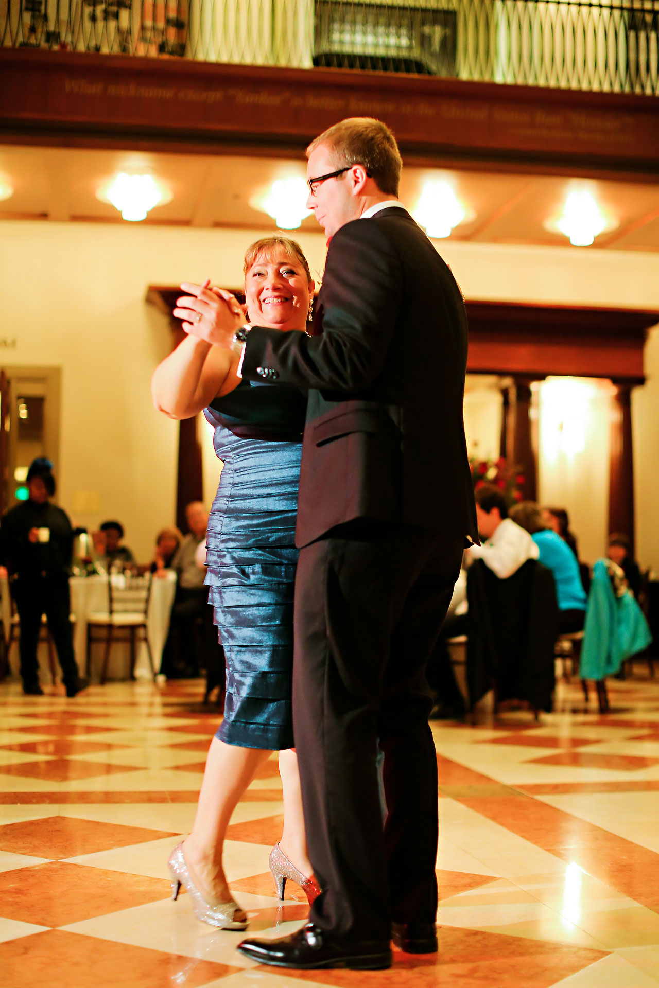 Kate Steve Indiana Historical Society Wedding 228