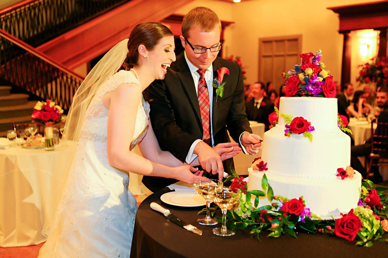 Kate Steve Indiana Historical Society Wedding 219