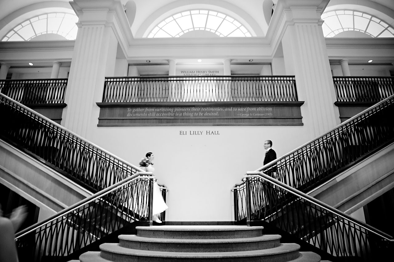 Kate Steve Indiana Historical Society Wedding 212