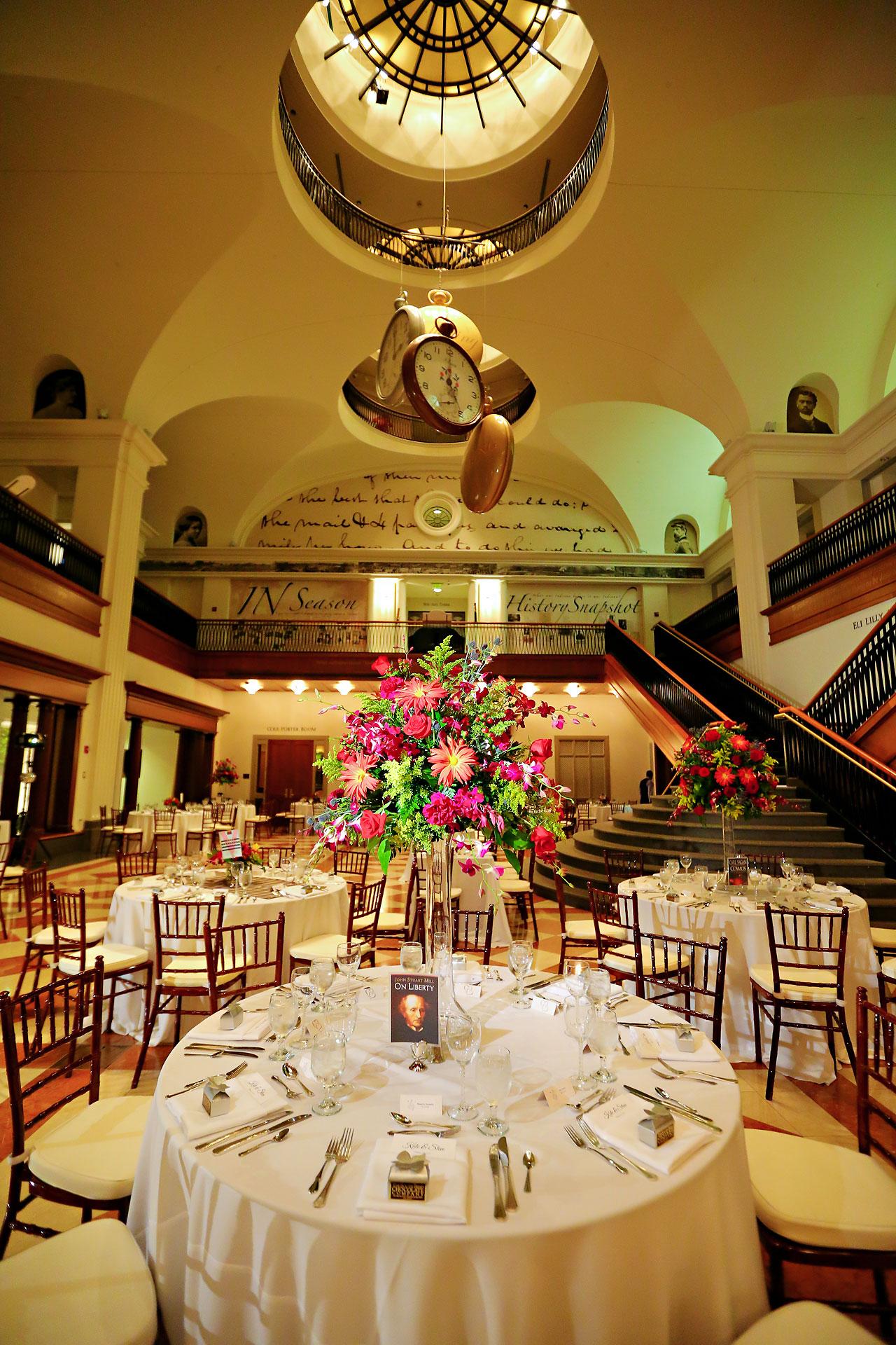 Kate Steve Indiana Historical Society Wedding 209