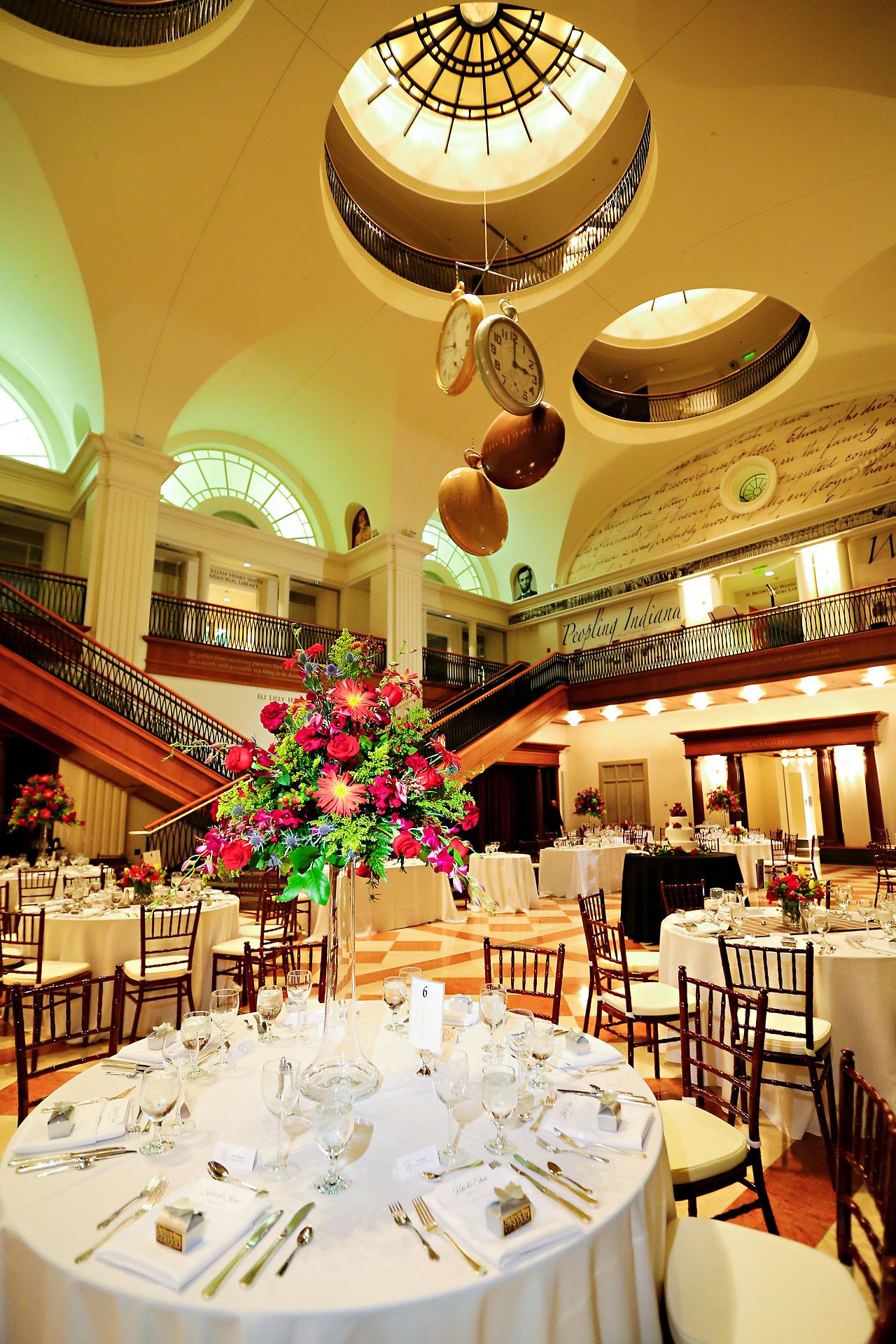 Kate Steve Indiana Historical Society Wedding 200