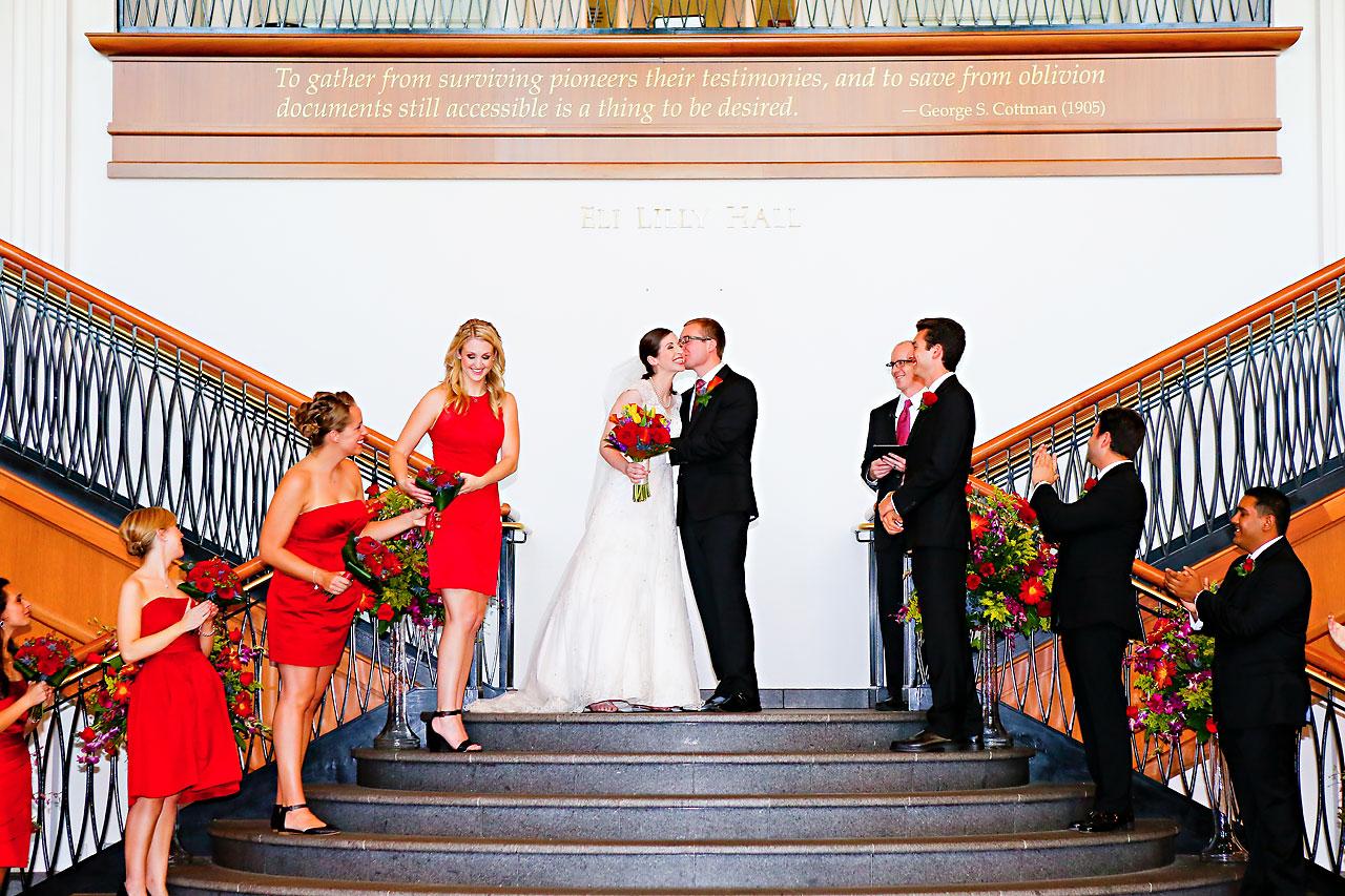 Kate Steve Indiana Historical Society Wedding 172