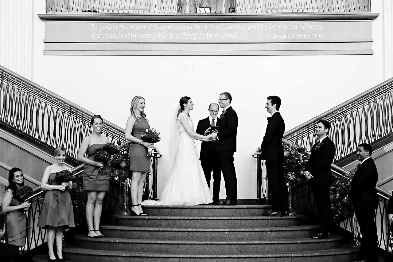 Kate Steve Indiana Historical Society Wedding 169