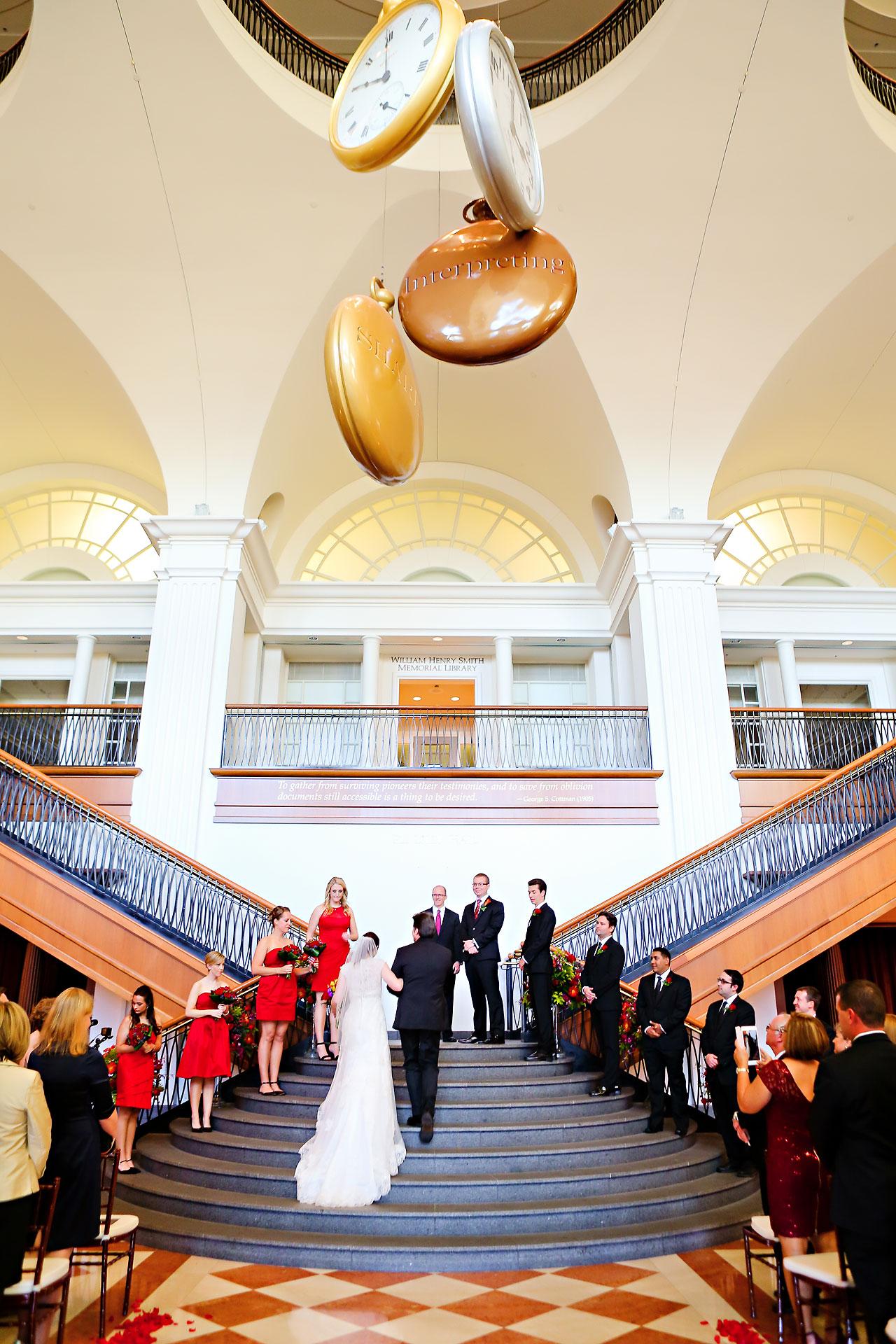 Kate Steve Indiana Historical Society Wedding 166